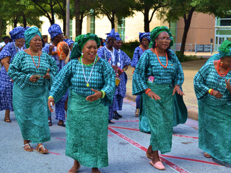 Be Part of the Action, Participate In the 2021 Nigeria Cultural Parade!